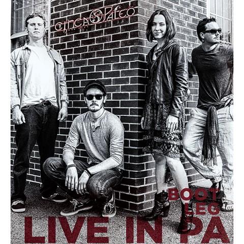 Live in PA - CD